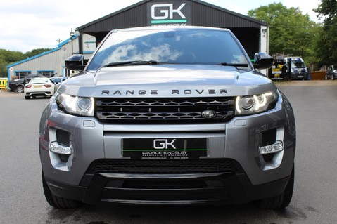 Land Rover Range Rover Evoque SD4 DYNAMIC 9 SPEED - RARE WING BACK BUCKET SEATS OPTION -HEATED REAR SEATS 9
