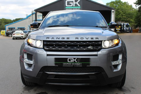 Land Rover Range Rover Evoque SD4 DYNAMIC 9 SPEED - RARE WING BACK BUCKET SEATS OPTION -HEATED REAR SEATS 19