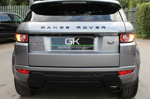 Land Rover Range Rover Evoque SD4 DYNAMIC 9 SPEED - RARE WING BACK BUCKET SEATS OPTION -HEATED REAR SEATS 23
