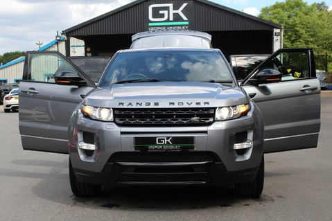 Land Rover Range Rover Evoque SD4 DYNAMIC 9 SPEED - RARE WING BACK BUCKET SEATS OPTION -HEATED REAR SEATS 22