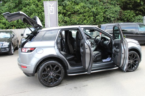 Land Rover Range Rover Evoque SD4 DYNAMIC 9 SPEED - RARE WING BACK BUCKET SEATS OPTION -HEATED REAR SEATS 25