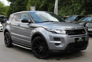 Land Rover Range Rover Evoque SD4 DYNAMIC 9 SPEED - RARE WING BACK BUCKET SEATS OPTION -HEATED REAR SEATS