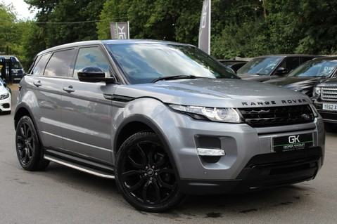 Land Rover Range Rover Evoque SD4 DYNAMIC 9 SPEED - RARE WING BACK BUCKET SEATS OPTION -HEATED REAR SEATS 1