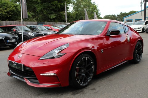 Nissan 370Z NISMO - FULL SERVICE HISTORY - CHEAPEST 14K NISMO FOR SALE 8