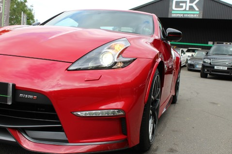 Nissan 370Z NISMO - FULL SERVICE HISTORY 24