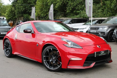 Nissan 370Z NISMO - FULL SERVICE HISTORY 1