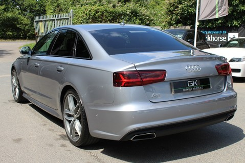 Audi A6 TDI QUATTRO BLACK EDITION - 9K OF EXTRAS - ADAPTIVE CRUISE/LANE ASSIST 2