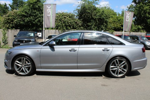 Audi A6 TDI QUATTRO BLACK EDITION - 9K OF EXTRAS - ADAPTIVE CRUISE/LANE ASSIST 8
