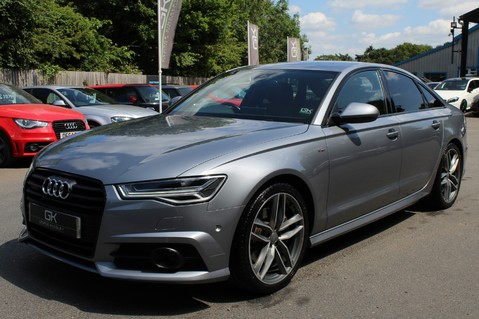 Audi A6 TDI QUATTRO BLACK EDITION - 9K OF EXTRAS - ADAPTIVE CRUISE/LANE ASSIST 9
