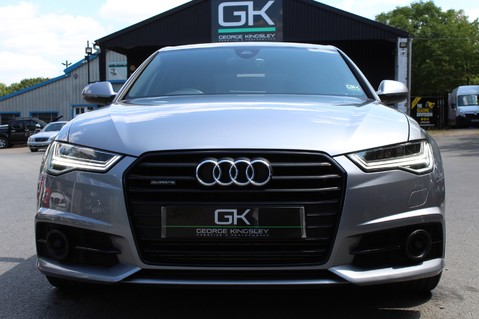 Audi A6 TDI QUATTRO BLACK EDITION - 9K OF EXTRAS - ADAPTIVE CRUISE/LANE ASSIST 10