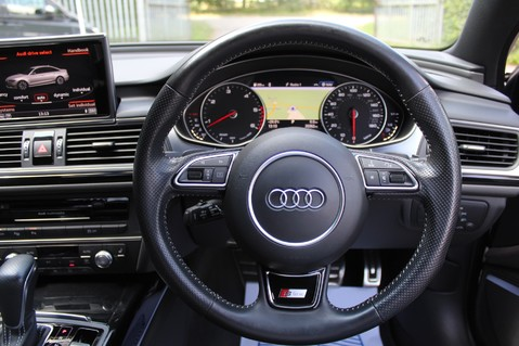 Audi A6 TDI QUATTRO BLACK EDITION - 9K OF EXTRAS - ADAPTIVE CRUISE/LANE ASSIST 39