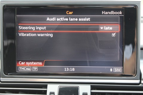 Audi A6 TDI QUATTRO BLACK EDITION - 9K OF EXTRAS - ADAPTIVE CRUISE/LANE ASSIST 48