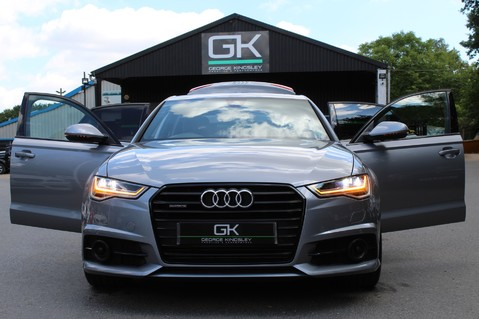 Audi A6 TDI QUATTRO BLACK EDITION - 9K OF EXTRAS - ADAPTIVE CRUISE/LANE ASSIST 70