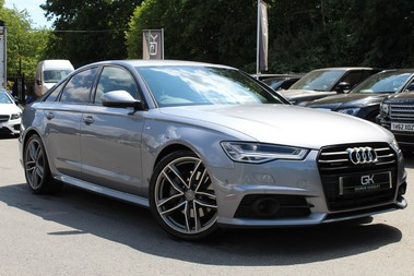 Audi A6 TDI QUATTRO BLACK EDITION S-TRONIC - MASSIVE SPEC - 9.3K WORTH OF EXTRAS!!!