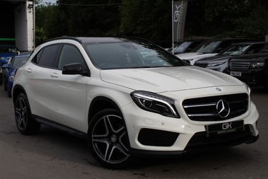 Mercedes-Benz Gla Class GLA220 CDI 4MATIC AMG LINE PREMIUM PLUS-PAN ROOF/ELEC SEATS/COMAND/NIGHT PK