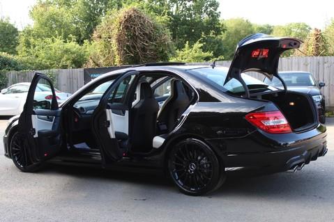 Mercedes-Benz C Class C63 AMG - 2 TONE LEATHER/LANE+BLIND SPOT ASSIST/DAB RADIO/FULL MERC S/HIST/ 30