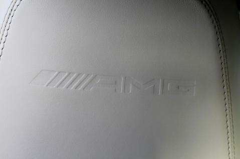Mercedes-Benz C Class C63 AMG - 2 TONE LEATHER/LANE+BLIND SPOT ASSIST/DAB RADIO/FULL MERC S/HIST/ 50
