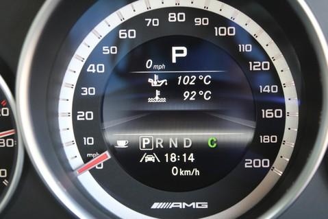 Mercedes-Benz C Class C63 AMG - 2 TONE LEATHER/LANE+BLIND SPOT ASSIST/DAB RADIO/FULL MERC S/HIST/ 53
