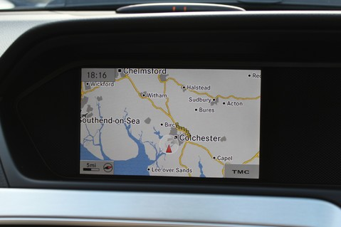Mercedes-Benz C Class C63 AMG - 2 TONE LEATHER/LANE+BLIND SPOT ASSIST/DAB RADIO/FULL MERC S/HIST/ 56