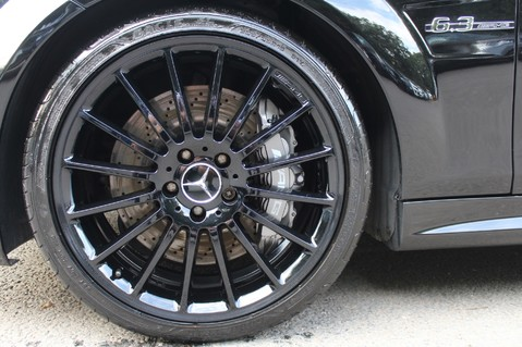 Mercedes-Benz C Class C63 AMG - 2 TONE LEATHER/LANE+BLIND SPOT ASSIST/DAB RADIO/FULL MERC S/HIST/ 81