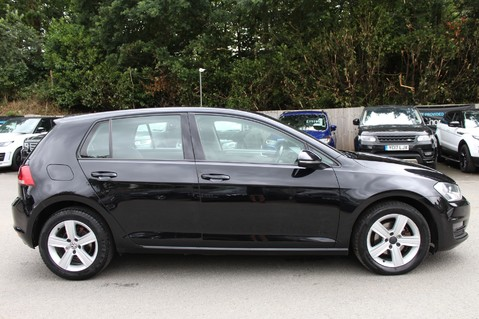 Volkswagen Golf MATCH TDI B/MOTION TECH DSG - £20 TAX - ADAPTIVE CRUISE - PARK PILOT - DAB 4