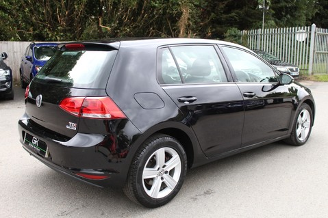 Volkswagen Golf MATCH TDI B/MOTION TECH DSG - £20 TAX - ADAPTIVE CRUISE - PARK PILOT - DAB 6