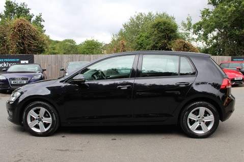 Volkswagen Golf MATCH TDI B/MOTION TECH DSG - £20 TAX - ADAPTIVE CRUISE - PARK PILOT - DAB 8