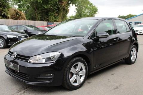 Volkswagen Golf MATCH TDI B/MOTION TECH DSG - £20 TAX - ADAPTIVE CRUISE - PARK PILOT - DAB 10