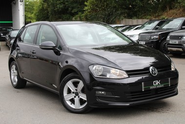 Volkswagen Golf MATCH TDI B/MOTION TECH DSG - £20 TAX - ADAPTIVE CRUISE - PARK PILOT - DAB
