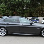 BMW 5 Series Service History