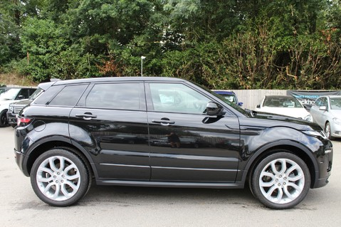 Land Rover Range Rover Evoque TD4 HSE DYNAMIC 4WD -EURO6/PAN ROOF/14 WAY SEATS/LANE ASSIST/NAV/DAB/CRUISE 4