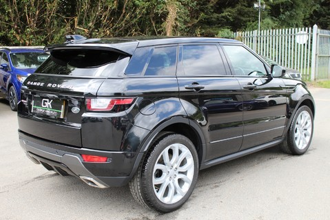 Land Rover Range Rover Evoque TD4 HSE DYNAMIC 4WD -EURO6/PAN ROOF/14 WAY SEATS/LANE ASSIST/NAV/DAB/CRUISE 5