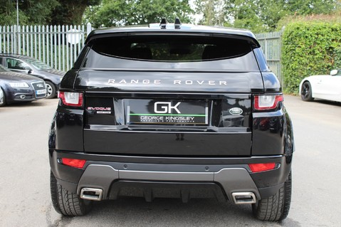 Land Rover Range Rover Evoque TD4 HSE DYNAMIC 4WD -EURO6/PAN ROOF/14 WAY SEATS/LANE ASSIST/NAV/DAB/CRUISE 6