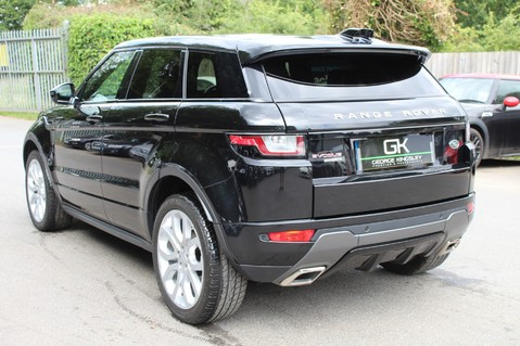 Land Rover Range Rover Evoque TD4 HSE DYNAMIC 4WD -EURO6/PAN ROOF/14 WAY SEATS/LANE ASSIST/NAV/DAB/CRUISE 2