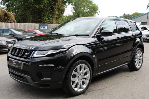 Land Rover Range Rover Evoque TD4 HSE DYNAMIC 4WD -EURO6/PAN ROOF/14 WAY SEATS/LANE ASSIST/NAV/DAB/CRUISE 8
