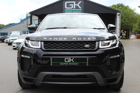 Land Rover Range Rover Evoque TD4 HSE DYNAMIC 4WD -EURO6/PAN ROOF/14 WAY SEATS/LANE ASSIST/NAV/DAB/CRUISE 9