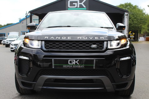 Land Rover Range Rover Evoque TD4 HSE DYNAMIC 4WD -EURO6/PAN ROOF/14 WAY SEATS/LANE ASSIST/NAV/DAB/CRUISE 20