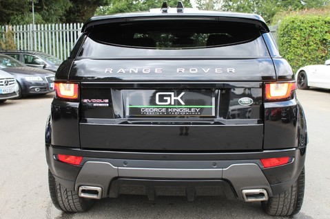 Land Rover Range Rover Evoque TD4 HSE DYNAMIC 4WD -EURO6/PAN ROOF/14 WAY SEATS/LANE ASSIST/NAV/DAB/CRUISE 12