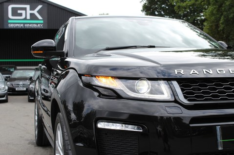 Land Rover Range Rover Evoque TD4 HSE DYNAMIC 4WD -EURO6/PAN ROOF/14 WAY SEATS/LANE ASSIST/NAV/DAB/CRUISE 16