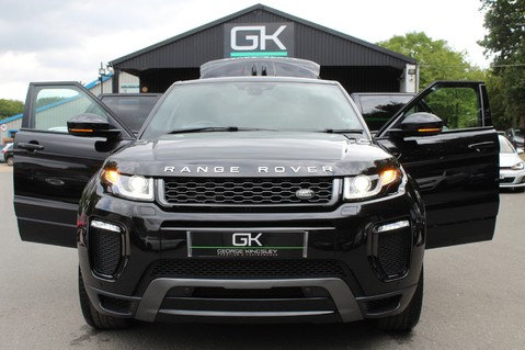 Land Rover Range Rover Evoque TD4 HSE DYNAMIC 4WD -EURO6/PAN ROOF/14 WAY SEATS/LANE ASSIST/NAV/DAB/CRUISE 18