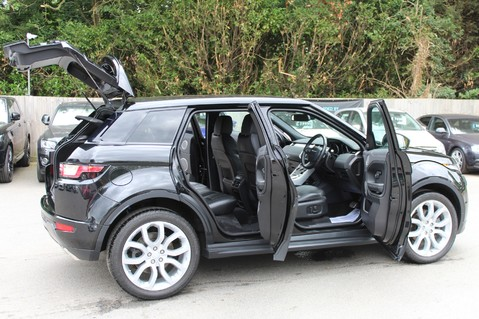 Land Rover Range Rover Evoque TD4 HSE DYNAMIC 4WD -EURO6/PAN ROOF/14 WAY SEATS/LANE ASSIST/NAV/DAB/CRUISE 19