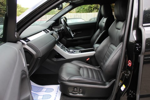 Land Rover Range Rover Evoque TD4 HSE DYNAMIC 4WD -EURO6/PAN ROOF/14 WAY SEATS/LANE ASSIST/NAV/DAB/CRUISE 10
