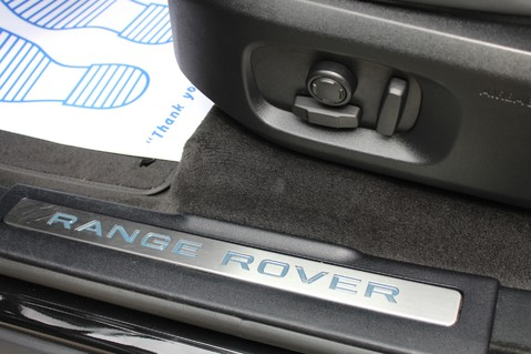 Land Rover Range Rover Evoque TD4 HSE DYNAMIC 4WD -EURO6/PAN ROOF/14 WAY SEATS/LANE ASSIST/NAV/DAB/CRUISE 27