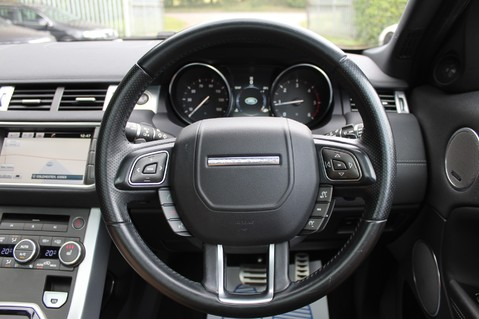 Land Rover Range Rover Evoque TD4 HSE DYNAMIC 4WD -EURO6/PAN ROOF/14 WAY SEATS/LANE ASSIST/NAV/DAB/CRUISE 41