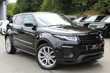 Land Rover Range Rover Evoque TD4 HSE DYNAMIC 4WD -EURO6/PAN ROOF/14 WAY SEATS/LANE ASSIST/NAV/DAB/CRUISE