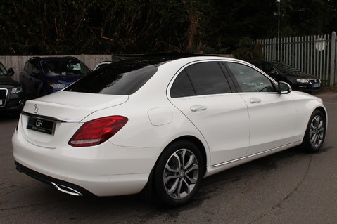 Mercedes-Benz C Class C250 D SPORT PREMIUM PLUS - PAN ROOF - COMAND - BURMESTER SOUND 5