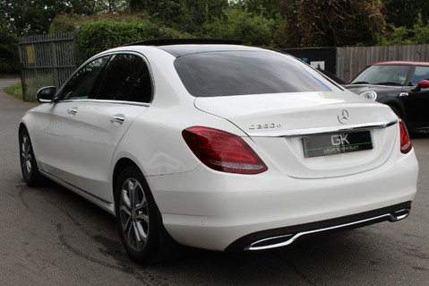 Mercedes-Benz C Class C250 D SPORT PREMIUM PLUS - PAN ROOF - COMAND - BURMESTER SOUND 2
