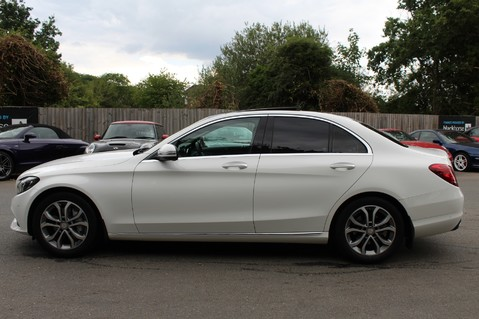 Mercedes-Benz C Class C250 D SPORT PREMIUM PLUS - PAN ROOF - COMAND - BURMESTER SOUND 8