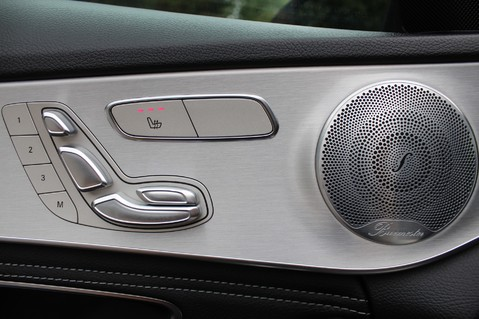 Mercedes-Benz C Class C250 D SPORT PREMIUM PLUS - PAN ROOF - COMAND - BURMESTER SOUND 12