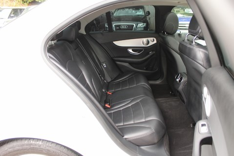 Mercedes-Benz C Class C250 D SPORT PREMIUM PLUS - PAN ROOF - COMAND - BURMESTER SOUND 25